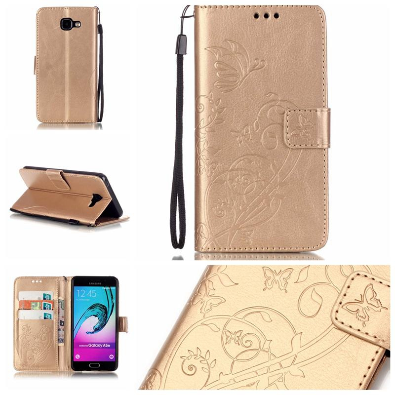 the latest d2433 787f6 3D Embossed Flower Leather Wallet Case for Samsung Galaxy Note 4 5 J3 J5 J7  V A3 A5 2017 2016 2015 S8 Plus Flip Cover Stand Case-in Wallet Cases from  ...