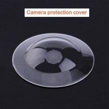 앵무새 비밥 2 무인 항공기 4.0 카메라 부품에 대 한 방진 카메라 커버 RC Quadcopter 액세서리 투명 렌즈 수호자 셸