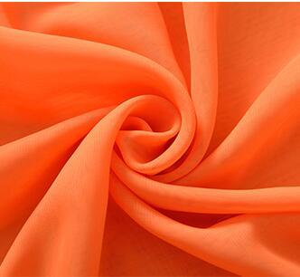 Летние модные однотонные сексуальные танцевальные юбки в стиле Лолиты, шифоновая юбка большого размера, Высококачественная брендовая Праздничная юбка - Цвет: Оранжевый