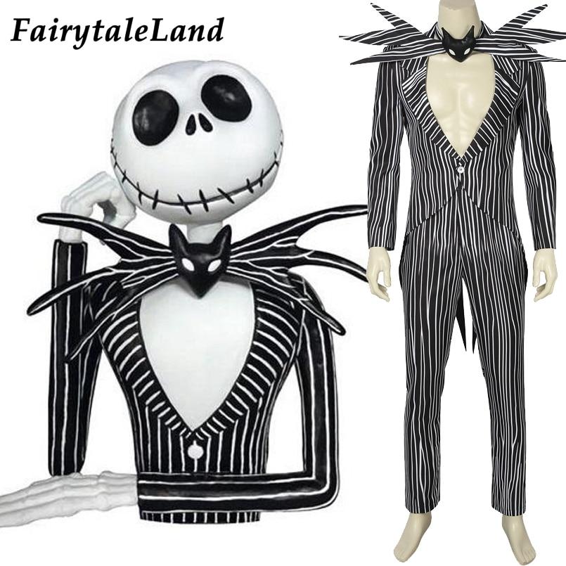 Le Cauchemar Avant Noël Adulte Déguisement Halloween Homme Femme Costume