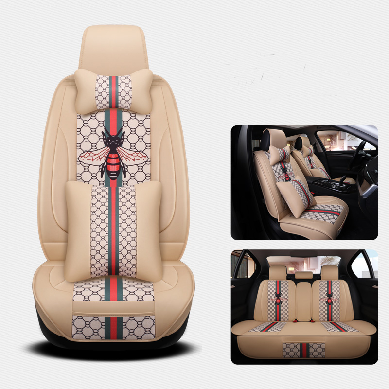 Flax car seat cover auto For Ford focus 1 2 3 focus 2005 2006 2009 focus mk2 mk3 in Automobiles Seat Covers from Automobiles Motorcycles