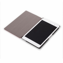 PU Leather-based Cowl Case For Sony Xperia Pill Z3 Compact eight.zero inch + 2Pcs Display screen Protector Reward