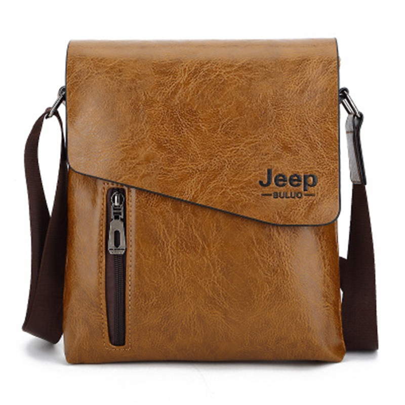 JEEP BULUO New Style Male Tote Bag High Quality Leather Messenger Bags For  Men Fashion Crossbody Travel Bags Hobos on Aliexpress.com | Alibaba Group