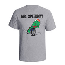 Mr Speedway Mens T-Shirt Birthday Christmas Gift MenS T-Shirts Summer Style Fashion Swag Men T Shirts free shipping