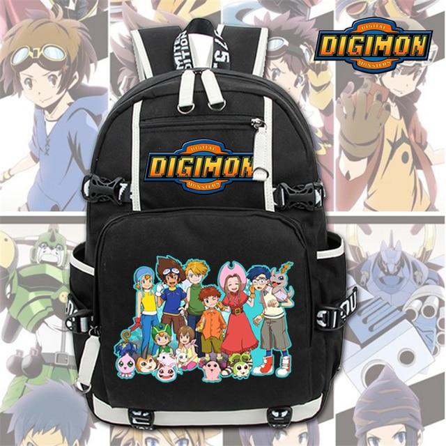 Рюкзак Приключения Дигимона 1