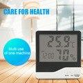 2016 NEW Digital LCD Termômetro Higrômetro Medidor de Umidade Eletrônico de Temperatura Ao Ar Livre Indoor Tester HT-01