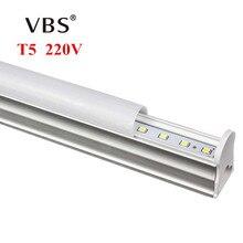 LED Tube Lamp T5 600mm 10W 300mm 6W 220V 240V 1ft 2ft LED Fluorescent Tubes Cold White Warm White led tube T5 light bulbs