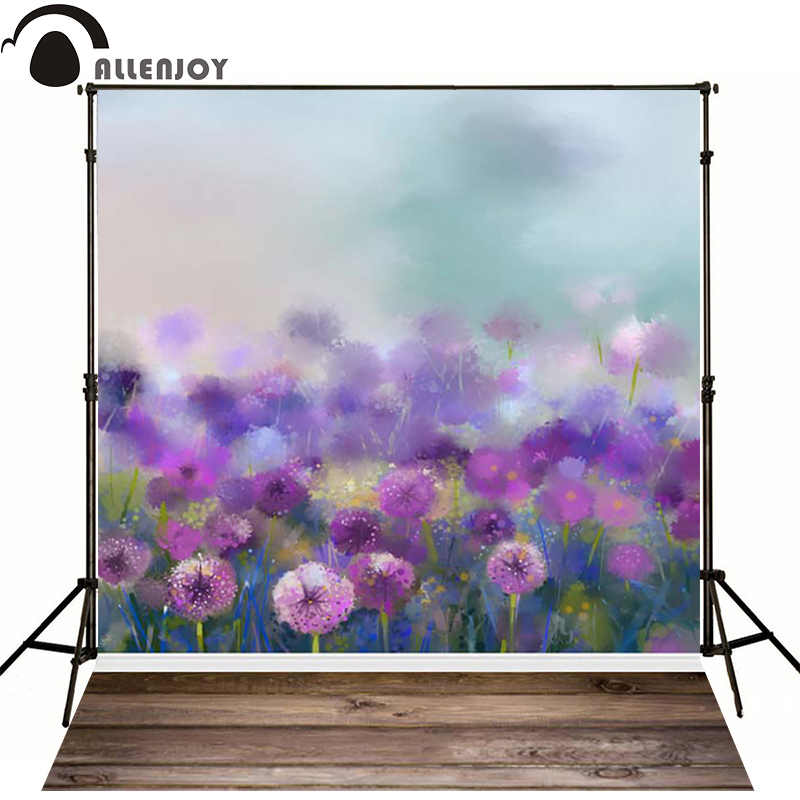 Allenjoy Photographic background Board gluing flowers hazy newborn vinyl backdrops  photocall new design  camera fotografica allenjoy photographic background shovel excavators construction crane car kids backdrops send rolled camera fotografica wall