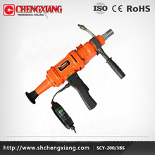 CAYKEN Gearbox with liquid oil immersed diamond core drill machine WITH STAND SCY-2020/3EBSi