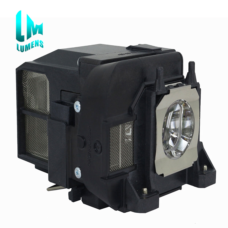 Compatible Lamp for ELPLP77 Long life for EPSON EB 4550 EB 4750W EB 4850WU PowerLite 4650