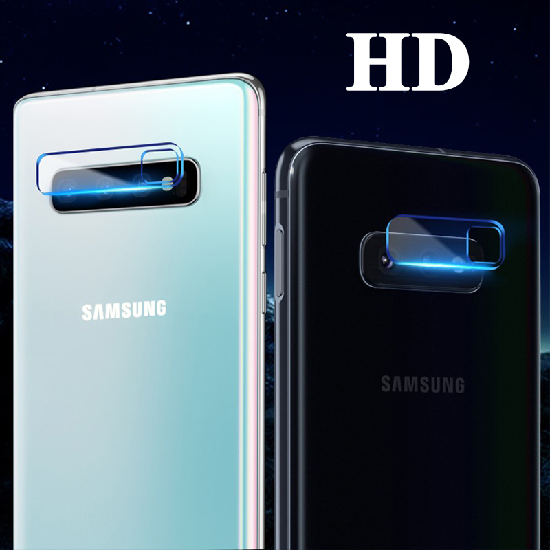 Camera Lens Protective Glass Safety Film For Samsung Galaxy S10 Plus S10e And More 4