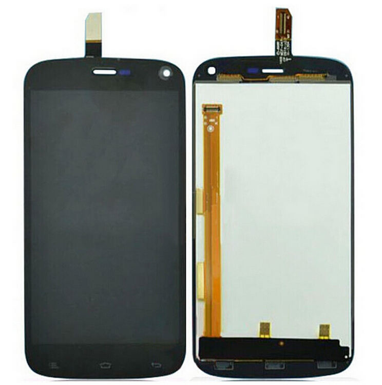 100 Original LCD Display Digitizer touch Screen For FLY IQ4410 Assembly complete For Gionee E3 Free