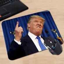 Donald Trump The Man Comics Gaming Mouse Mat Rubber Pad Customized Item Avaliable