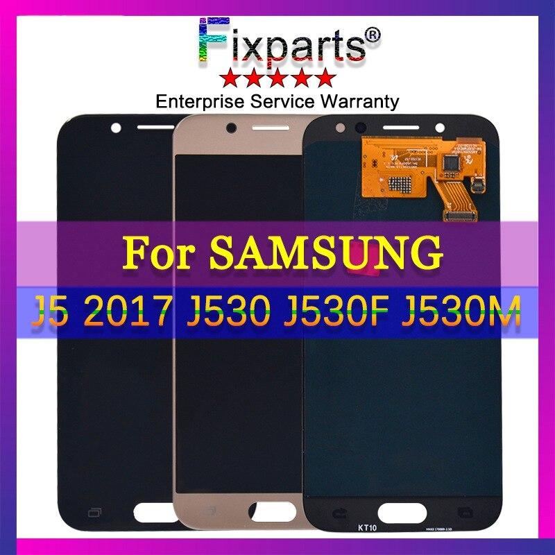 Écran AMOLED pour SAMSUNG GALAXY J530 LCD J530F SM-J530F J5 2017 écran tactile remplacement pour 5.2