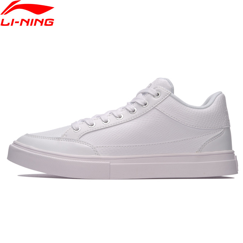 Li Ning Men LN Remodel Lifestyle Shoes Leisure Breathable LiNing Classic Sport Shoes Wearable Sneakers AGCM143