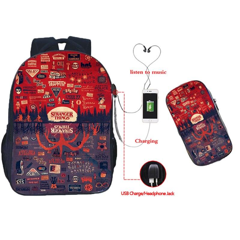 Stranger Things Phone Pad Bag Crossbody Shoulder Sling Bag Wallet 2019 Gift