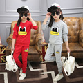 2016 Autumn Baby Girls Clothes Kids Hoodies+Pants Kids Tracksuit For Girls Clothing Sets Girls Sport Suit  GC1501