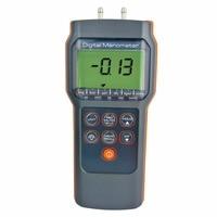 Manômetro econômico digital profissional 15.000psi calibre & barra diferencial medidor de pressão mmhg inhg kpa mbar|gauge caliper|manometer pressure gaugemanometer gauge -