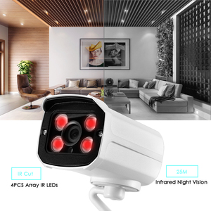 Image 3 - Gadinan 2MP Wifi Kamera ONVIF IP Kamera HD 1080P 720P Nachtsicht Audio Aufnahme Sd karte Im Freien Kamera yoosee App E mail Alarm