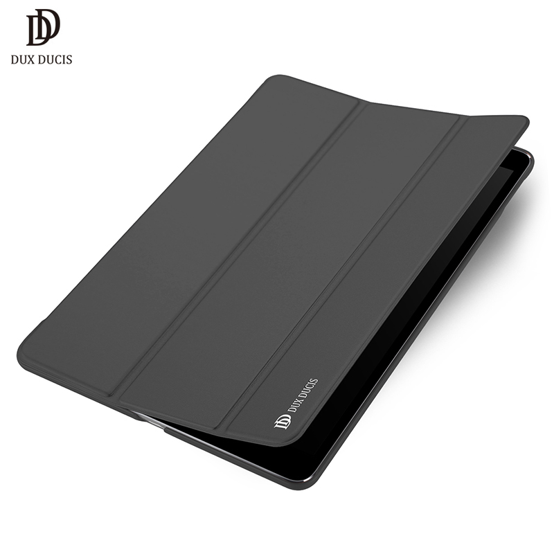 DUX DUCIS Luxury Leather Case for Apple iPad Pro 10.5 Flip Cover Stand Case for iPad Pro 10.5 inch A1701 A1709 Protective Shell leather case flip cover for letv leeco le 2 le 2 pro black