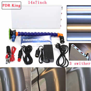 Auto Body Lamp Paintless Dent Repair LED Light PDR KING Tools 3 Strips LED Lights - DISCOUNT ITEM  50% OFF Tools