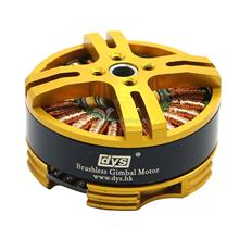 Dys brushless motor cardán eje hueco bgm4108-130t para sony nex ildc cardán de montaje de cámara