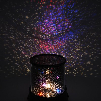5V Fabulous Starry Projector DIY Star Projector Moon Lamp for Kids Bedroom free shipping