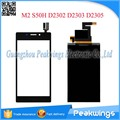 For Sony Xperia M2 S50H D2302 D2303 D2305 LCD Display Screen with Touch Panel Digitizer