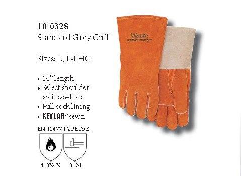 Free Shipping leather welding gloves High temperature resistant fireproof gloves welder gloves welding gloves welder machine plasma cutter welder mask for welder machine