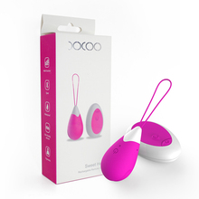 YAFEI 10 Speed Vibrating egg Wireless Remote Control Vibrator Kegel Balls Vagina Tight Exercise Sex Toys Sex Products for Women