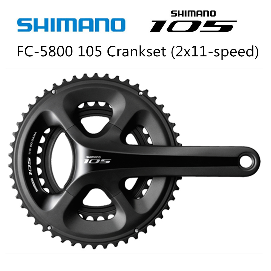 Buy Shimano 105 Crankset And Get Free Shipping On Aliexpress Com