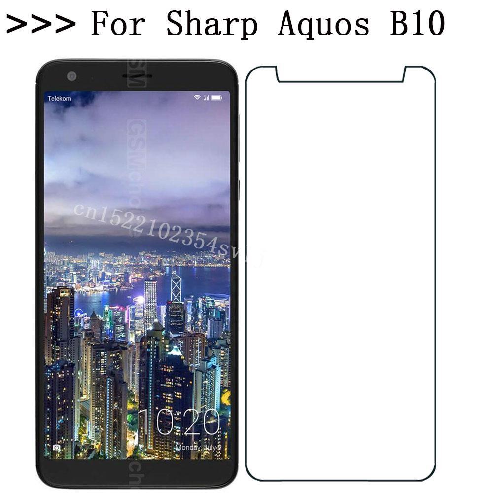 Sharp Aquos B10 Glass Anti-Scratch Screen Protective Tempered Glass For Sharp Aquos B10 Screen Protector Cover Phone Film