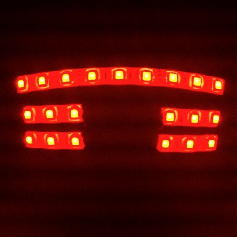 Hot Sale Led Full Color Luminous Flashing Glowing Cosplay Glasses Can - Festive and Party Supplies