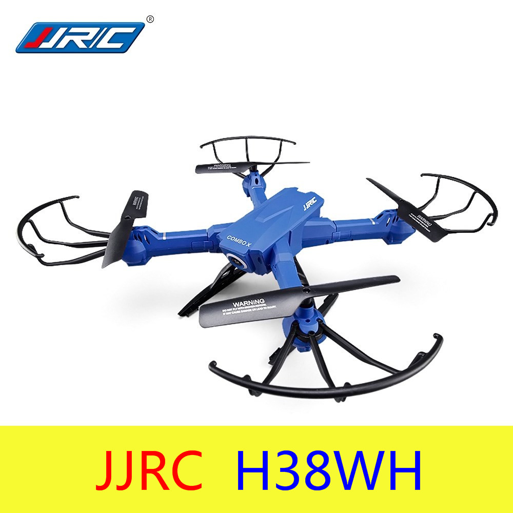 Original JJR/C H38WH COMBO X RC Quadcopter RTF WiFi FPV 2MP Camera / Detachable Modular Arm / Headless Mode Helicopter jjr c jjrc h39wh wifi fpv with 720p camera high hold foldable arm app rc drones fpv quadcopter helicopter toy rtf vs h37 h31