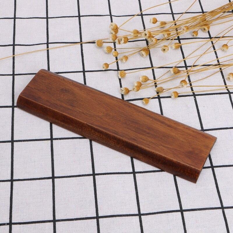 Деревянный поднос для суши пельменей, прямоугольная тарелка, салатные блюда для хлеба-3