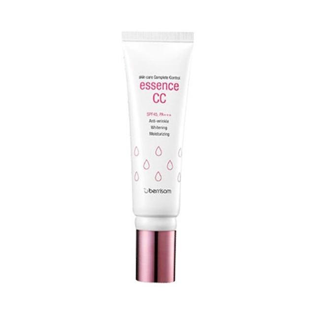 BERRISOM Essence CC Cream(SPF45/ PA+++) 50ml Korea BB &CC Cream Sun Block Concealer Moisturizer bright skin Face Makeup