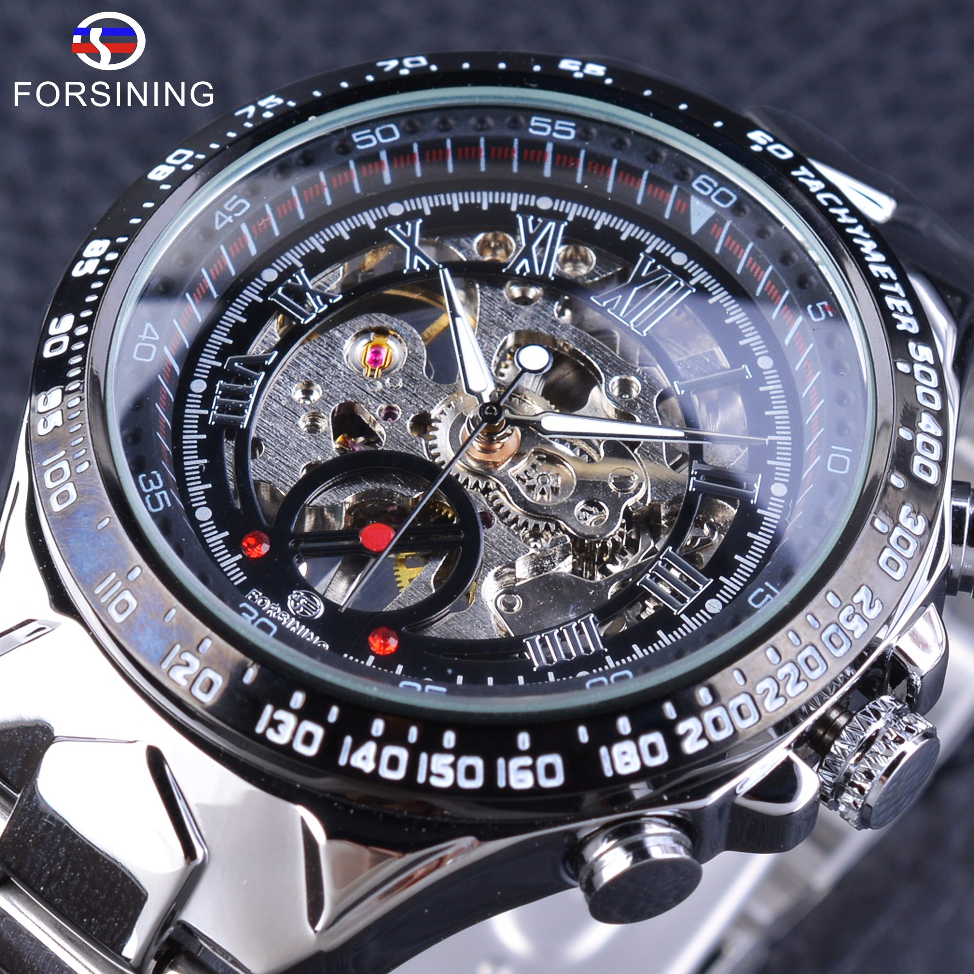 tech mens gents chronograph com alpinestars watch lige watches watchshop