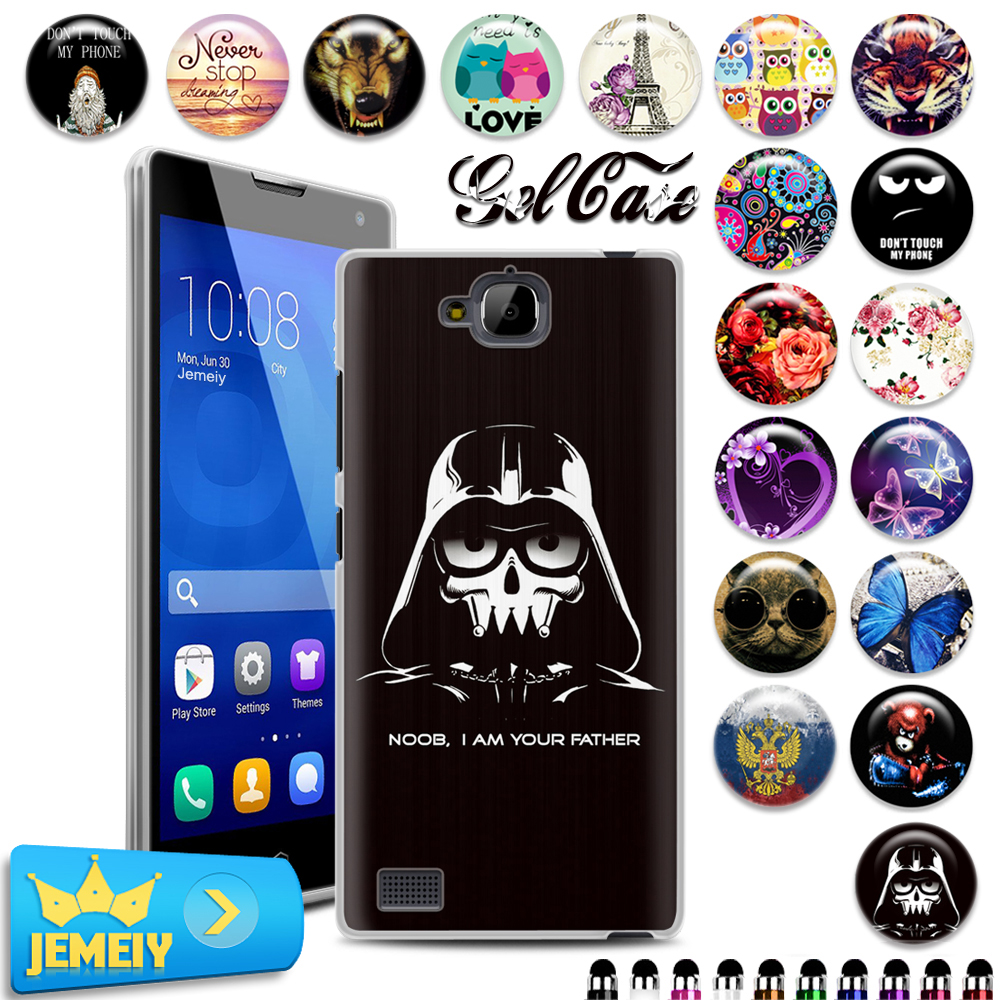 For Huawei P8 Lite P7 P9 G7 Honor 3C 4C 5C 4A 5X Honor 6 7 ...