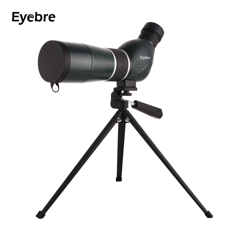 Eyebre 20 60X60 Zoom HD Outdoor Monocular Space Astronomical Telescope With Portable Tripod Spotting Scope Telescope