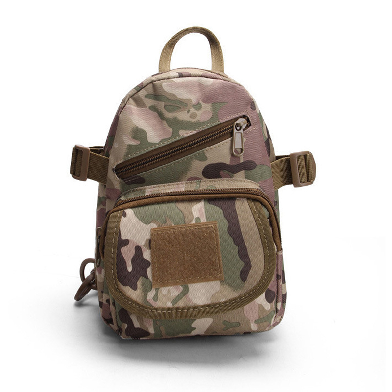 Mini Size Military Tactical Backpack Unisex Camping Mountaineering Hiking Rucksack Travel Camouflage Outdoor Bag Backpack camouflage hydration pack multifunctional outdoor package mountaineering bags military tactical backpack cycling rucksack
