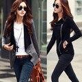 Новая мода осень зима женщины куртка с длинным рукавом парка ватные плюс размер пальто бесплатная доставка