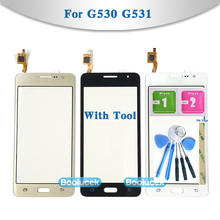 5.0″ For Samsung Galaxy Grand Prime Duos G530 G530H G530F G5308 G531 G531H G531F Sensor Touch Screen Digitizer Front Glass Panel