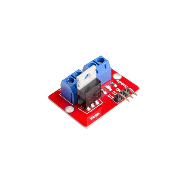 0-24VTop Mosfet Button IRF520 MOS Driver Module   MCU ARM Raspberry pie