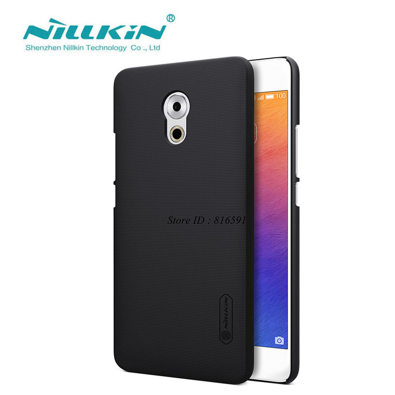 Meizu Pro 6 Plus Case 5.7 inch NILLKIN Frosted Shield PC Hard Cover Case For Meizu Pro 6 Plus / Pro6+ With Screen Protector