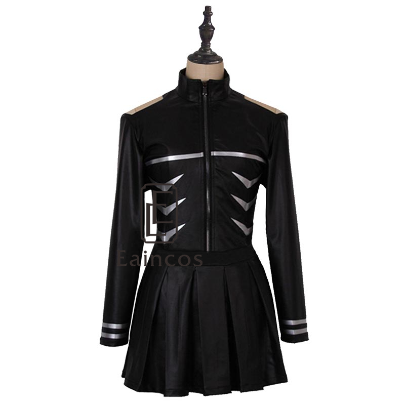 Anime Tokyo Ghouls Kaneki Ken Sex Reversion Fighting Uniform Cosplay Halloween Party Costume Dress Custom Made Full Set