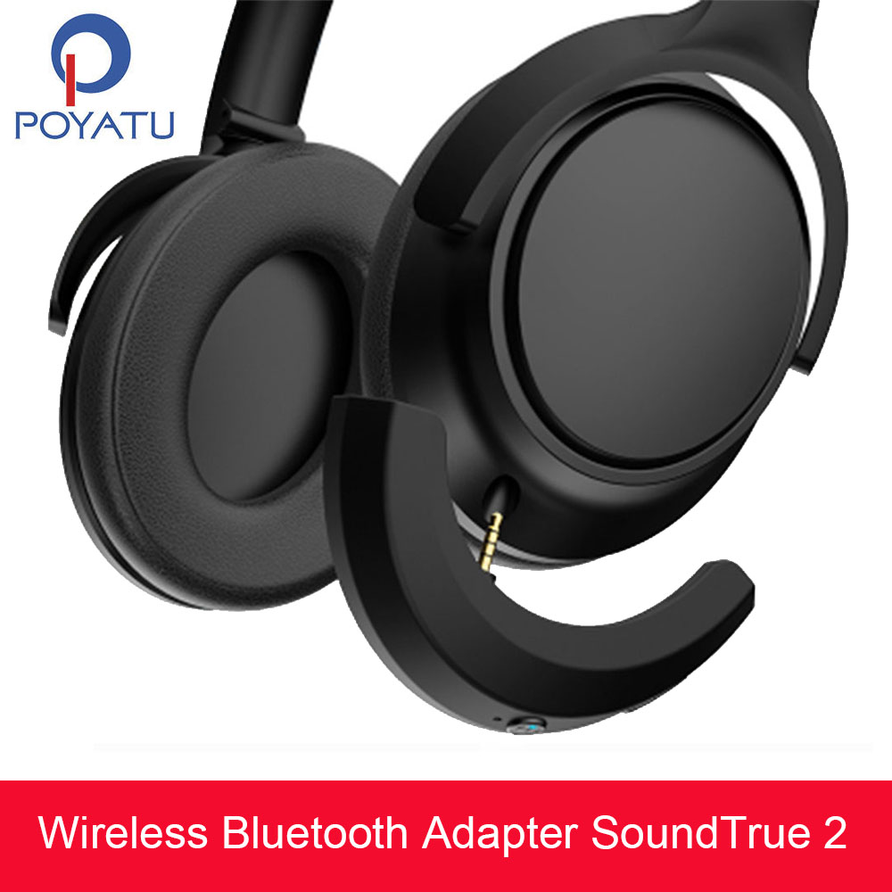 POYATU Portable Wireless Bluetooth Adapter For Bose SoundTrue 2 Headphones Bluetooth Receiver For SoundTrue 2 Adapter