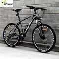 Новый горный велосипед рама из алюминиевого сплава 26 дюймов колеса гидравлический дисковый тормоз SHIMAN0 30 скоростной велосипед Спорт на отк...