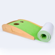 font b Golf b font Putter Swing Trainer font b Indoor b font Solid Wood