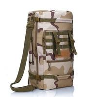 Fashion Man Backpack Brand Design Men Backpack Camouflage Polyester Bag Oxford Waterproof Big Capacity Men And