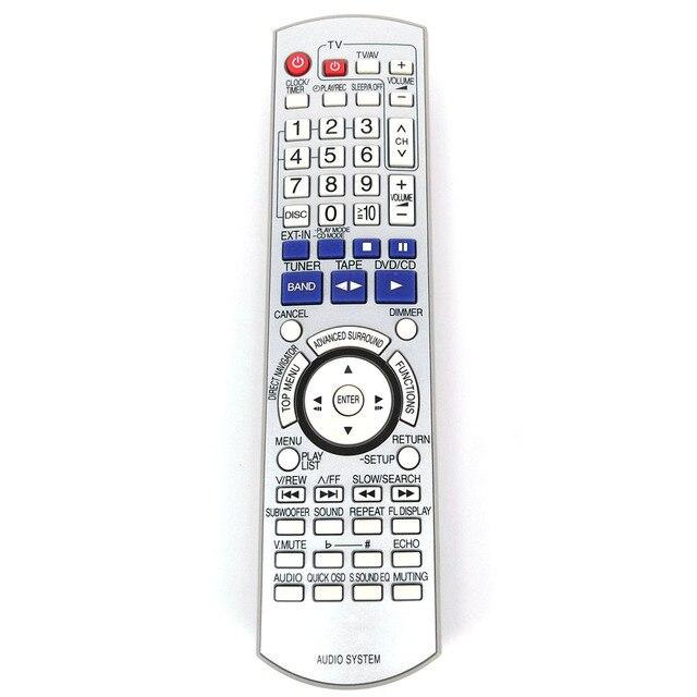 Đến New Original N2QAYB000165 Cho Panasonic Hệ Thống Âm Thanh Điều Khiển Từ Xa Fernbedienung